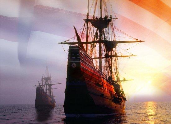 Listening: The Mayflower