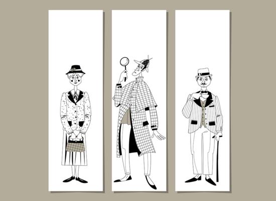 Listening: Famous detectives