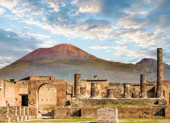 Der Untergang von Pompeji – das Wissensquiz