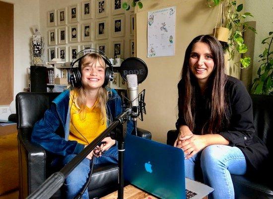 Podcast: No drama, Lama!