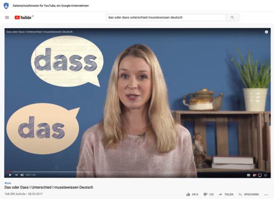 Es hat klick gemacht – Lernen mit YouTube