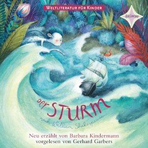 Hörbuchschnipsel: Der Sturm – nach William Shakespeare / www.hoercompany.de