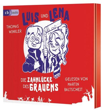 Hörbuchschnipsel: Luis und Lena – Die Zahnlücke des Grauens / cbj Audio