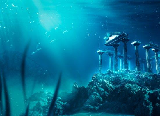12 Fragen zur versunkenen Welt von Atlantis