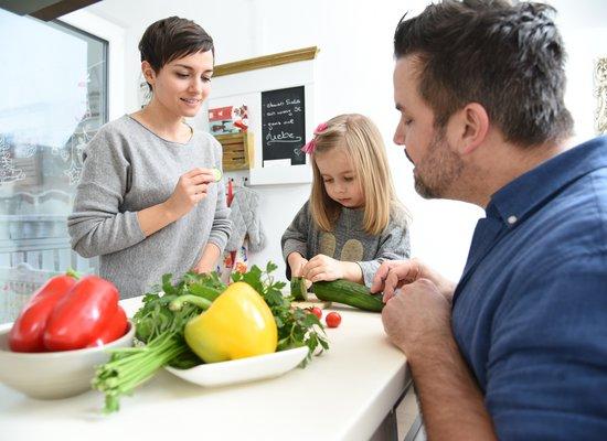 Besser essen und Lebensmittel retten