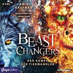 Beast Changers (Band 3) – Der Kampf der Tierwandler