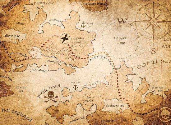 Poesie zum Anhören: Piraten, Piraten!