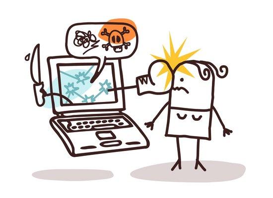 Wissensquiz: Cybermobbing