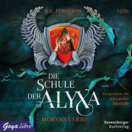 Hörbuchschnipsel: Die Schule der Alyxa