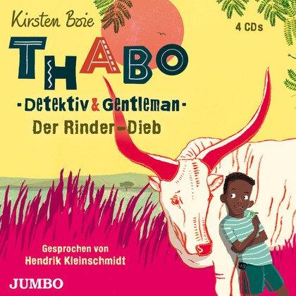 Hörbuchschnipsel: Thabo – Detektiv & Gentleman