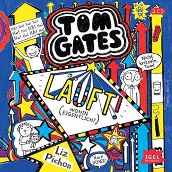 Hörbuchschnipsel: Tom Gates. Läuft! (Wohin eigentlich?)