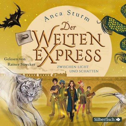 Hörbuchschnipsel: Der Welten-Express